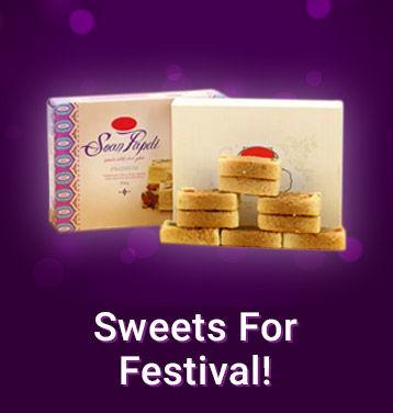 Bhai Dooj Sweets Online