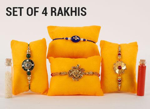set-of-4-rakhi