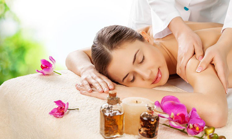 Relaxation Spa at Home for Her