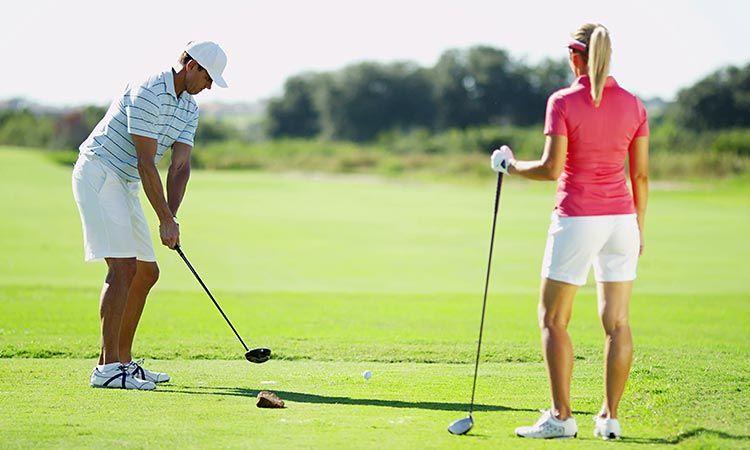 The Classy Golf Date