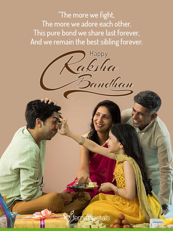 best rakhi wishes images