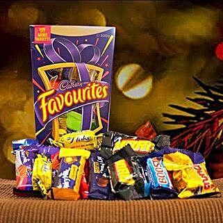 Cadbury Favourites Chocolates