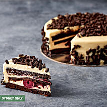 Delectable Black Forest Cake: Send Cakes to Australia