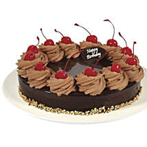Double Chocolate Cheesecake: Birthday Gifts to Australia