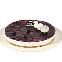 Fresh Blueberry Cheesecake: Order Cakes in Canberra