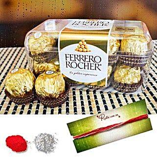 Tikka With Ferrero Rocher: Bhai Dooj Gifts to Australia