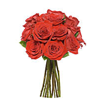 18 Red Roses: Valentines Day Bouquet in Canada