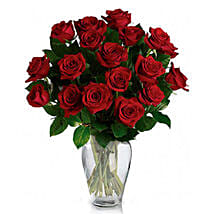 24 Red Roses: Gifts for Mother in Canada