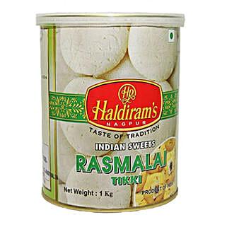 Best Rasmalai 1 Kg: Bhai Dooj Gifts in Canada