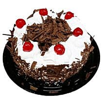 Black Forest Cake Half Kg: Anniversary Cakes in Canada