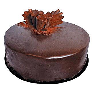 Dark Chocolate Truffle Cake: Valentine's Day Cakes to Canada