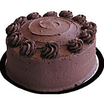 Eggless Chocolate Layer Cake: Send Cakes to Canada