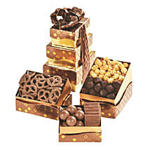 Gourmet Tower: Chocolate Delivery Canada