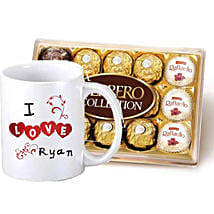Personalised Expression Of Sweet Love: Personalised Gifts Canada