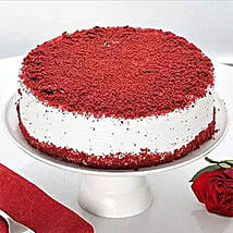 Red Velvet Cake 1KG: Canada Gifts for Birthday