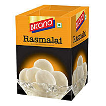 Soft Rasmalai 1 Kg: Sweet Delivery in Canada