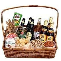 Soul of Russia Basket: Gift Baskets Delivery Canada