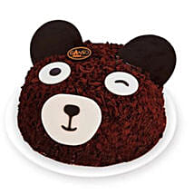 Bear Cake: Gift Delivery in China