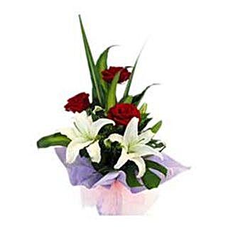 Hello CIN: Valentine Flowers to China