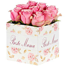 Best Mama Pink Roses: Send Flowers to Germany
