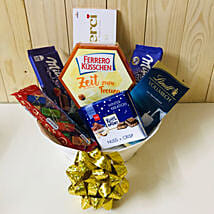Delightful Chocolate Hamper: Gift Hampers to Germany