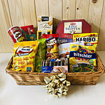 Traditional Xmas Gourmet Hamper: Christmas Gift Delivery Germany