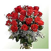 Bunch of 24 roses INDO: Send Gifts to Indonesia