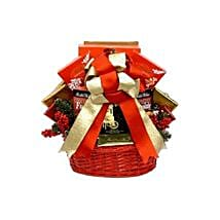 Chocolate Heaven: Christmas Gifts to Indonesia