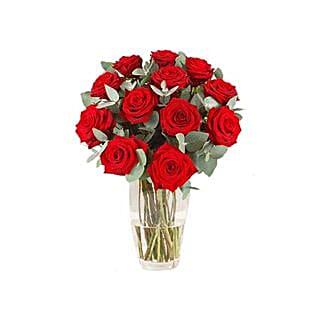 Ravishing Roses: Valentines Day Roses to Indonesia