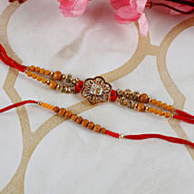 Ek Onkar Punjabi Rakhi Set: Send Rakhi to Italy