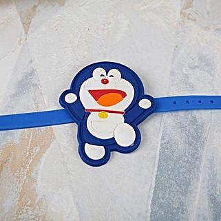 Doraemon Cartoon Rakhi: Rakhi Delivery in Kuwait