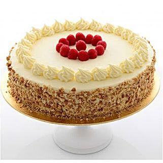 Vanilla sponge cake: Valentine Cakes to Kuwait