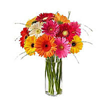 The Vibrant Spin KU: Flower Bouquet to Kuwait