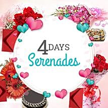 4 DAYS SERENADE: Send Flowers to Jalgaon