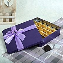 Assorted Chocolates Purple Box: Pohela Boishakh Gifts
