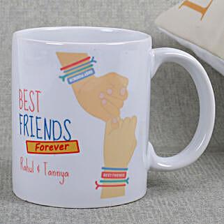 Best Friends Ceramic Mug: Gifts for Friend