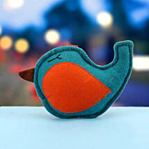 Bird Shaped Soft Toy: Promise Day Soft Toys