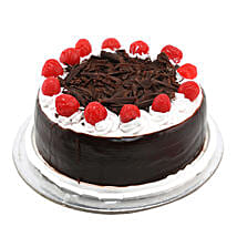 Black Forest with Cherry: Womens Day Gifts to Kolkata