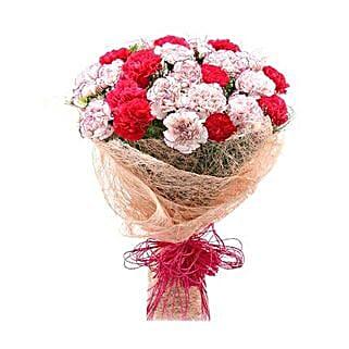 Blissful Beauty Bouquet: Flower Delivery in Tezpur