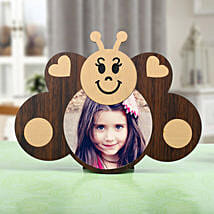 Butterfly Personalized Photo Frame: Gifts for Daughter