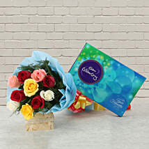 Celebrations with Roses: Send Baisakhi Gifts