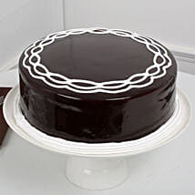 Chocolate Cake: Thank You Eggless Cakes