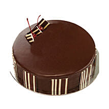 Chocolate Delight Cake 5 Star Bakery: Send Birthday Cakes to Mumbai