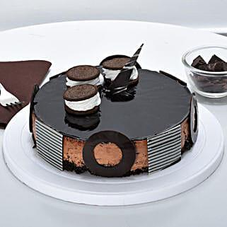 Chocolate Oreo Mousse Cake: Birthday Chocolate Cakes