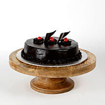 Chocolate Truffle Cream Cake: Send Flowers to Fatehgarh Sahib