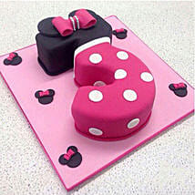 Classic Minnie Cake: Gifts for Kids