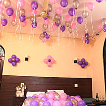 Colorful Balloons Decor: Decoration Services to Kolkata