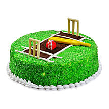 Cricket Pitch Cake: Cakes to Latur