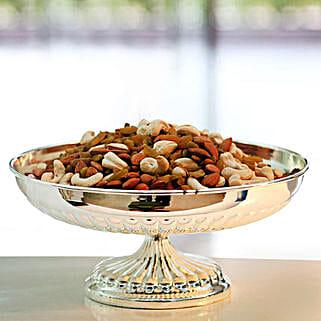 Crisp of Sweetness: Sargi for Karwa Chauth