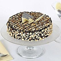 Crunchy Choco Cake: Cake Delivery in Gurgaon